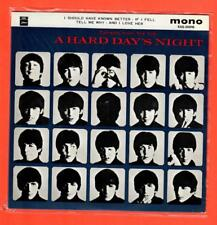 The Beatles Extracts A Hard Day's Night Japan EP Odeon EAS-30018 MONO RED VINYL