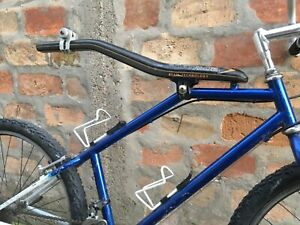 SOFTRIDE LIZARD MTB FRAME, FORK AND BEAM
