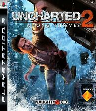 Uncharted 2 Among Thieves (Sony PlayStation 3) PS3 Game *NEW AND SEALED*