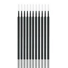 Lashart Lungo Punta Applicatore Micro Fibra TAMPONI Pennelli per Estensione Delle Ciglia