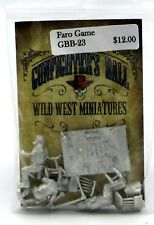 Knuckleduster GBB23 Faro Game Gunfighter's Ball Old West Casino Wyatt Earp NIB