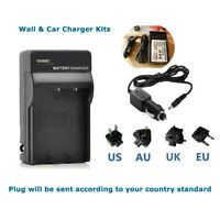MH-61 Battery Charger for Nikon CoolPix P90 P100 P500 P510 P520 P530 Camera