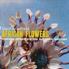 African Flowers by Geof Bradfield (CD, Sep-2010, Origin)