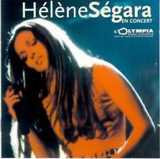 HELENE SEGARA En concert L'Olympia  2 CD