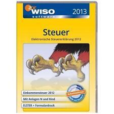 Wiso Steuer 2013 (Box) (1) - Vollversion für Windows KW42165