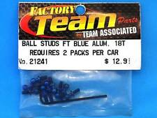 Team Associated Ball Stud Front Aluminium 18T 21241 modellismo