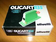 Toner ORIGINALE OLIVETTI OLICART 835 COPIA 8028 / 8035 B0049