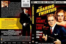 The Roaring Twenties ~ New DVD ~ James Cagney, Humphrey Bogart (1939)