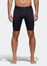 adidas Base Layers Shorts Pants Hose Alphaskin Tight M Medium Black Cf7299