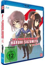 Das Verschwinden der Haruhi Suzumiya - Der Film [Blu-ray] NEU