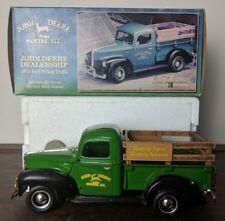 ERTL John Deere 1940 Ford Pickup Truck Prestige Series Die-Cast Metal Replica