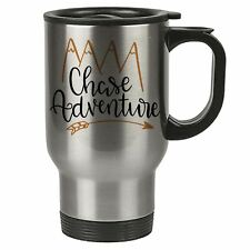 Taza de viaje - Chase Adventure - Acero Inoxidable - NATURE, VIAJES, Love , CITA
