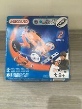 Meccano Racing Car #2511 - Make 2 Models - New And Unopened