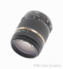 Tamron 18-270mm f3.5-6.3 Di II B008 Lens for Canon EF EOS -Clean-