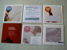ADMIRAL FALLOW job lot of 6 promo CD singles Guest Of The Government