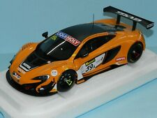 McLaren 650S GT3 2016 Bathurst 12 hr Winner Composite Diecast Model Car 1:18