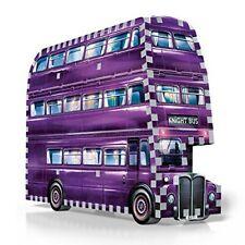 Wrebbit 3D Caballero-té Knight bus Harry Potter W3d-0507