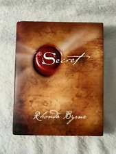 The Secret (10th Anniversary edition) by Rhonda Byrne (Hardcover, 2006) Book