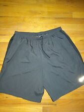 Nike Dri  Fit Men's Running Shorts Gray Size XXL