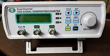 MHS-5200A 25MHz DDS Arbitrary Waveform Function Digital Signal Source Generator