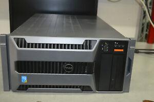 Dell PowerEdge T710 Server w/ Intel Xeon E5620@ 2.4GHz 4Core 48GB RAM & 2x PSUs
