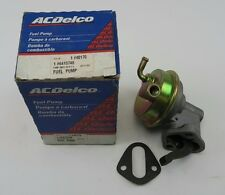 1966 CHEVELLE FUEL PUMP AC DELCO NEW GM NOS 40170 / 6415748