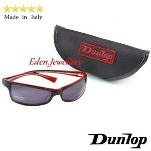 SOLD OUT Made in ITALY 5 Star DUNLOP Sunglasses Model DUS207 400 UV Protection