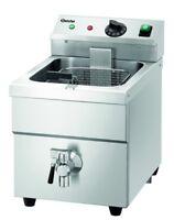 Bartscher Induktions Fritteuse Friteuse 60-190°C 8L 290x480x515mm Gastlando
