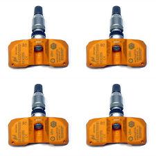 Huf RDE005 New TPMS Sensor Set 2003 2004 2005 2006 Porsche Cayenne 433 mhz