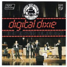 DUTCH SWING COLLEGE BAND Digital Dixie CD album West Germany PHILIPS live 1981