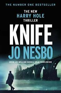 Knife: (Harry Hole 12) by Nesbo, Jo Book The Cheap Fast Free Post