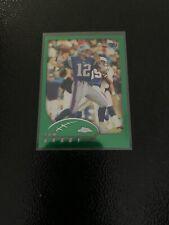 New listing 2002 Topps Chrome Tom Brady Card # 100
