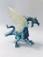 Safari LTD Ice Dragon Toy Figure 10145 Play Fantasy