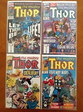 Thor (1962 - 1996 1st Series Journey Into Mystery) #424, #426, #427 & #428 NM+