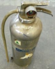 BELL TELEPHON SYSTEM, 2 1/2 GALLON WATER PRESSURIZED FIRE EXTINGUISHER, E-10, ST