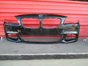 2011 2012 2013 2014 2015 2016 BMW 5 SERIES M-SPORT F10 FRONT BUMPER COVER OEM