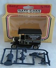 LLEDO DAYS GONE FORD MODEL T VAN  YORKSHIRE BISCUITS DIECAST BOXED