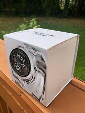 Michael Kors Access Unisex Runway Touchscreen Smart Watch Silver (MKT5044)