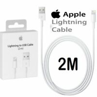 Genuine Original Apple Lightning to usb cable 2m MD819ZMA - Local Seller !