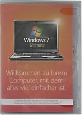 Microsoft Windows 7 ULTIMATE Vollversion(SB) 64bit✔DVD✔dauerhafte Lizenz✔Deutsch