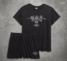 "ORIG. Harley-Davidson pyjama ""Boxer"" sous-vêtements-set * 97632-17vm/000 s * taille s"
