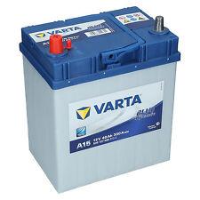 Varta A15 12V 40Ah 330A/EN Autobatterie Blue Dynamic PKW Batterie NEU