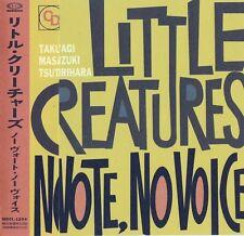 Little Creatures OOP JAP CD With Obi No vote no voice NM '92 Midi Inc Alt Rock
