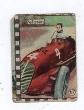 CALCIO  FIGURINA  automobilismo  EDIZ. CICOGNA pelassa  NR 21