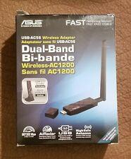 ASUS USB-AC56 Wireless Adapter Dual-Band Wireless AC1200 3.0