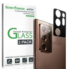 Samsung Galaxy Note 20 Ultra Glass Screen Protector for Back Camera Lens (3 PK)