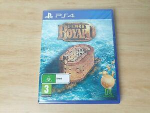 Fort Boyard - NEW Sealed - PS4 Sony PlayStation 4 Aus seller