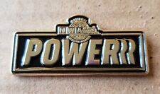 "Official National Wrestling Alliance ""Powerrr"" Enamel Pin, NWA Lapel Yeah"