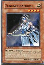 Yu-Gi-Oh-Karte - Zukunftssamurai