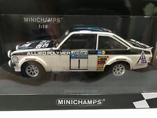 Ford ESCORT RS 1800 Makinen Liddon Winners Lombard RAC Rally 1975 155758701